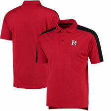 Rutgers Scarlet Knights Colosseum Fringe Polo - Scarlet - NCAA