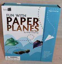 2009 Fun with Paper Planes Kit by Andy Chipling Spice Box