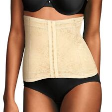 Maidenform Ultimate Slimmer Firm Control Curve-Loving Waistnipper #6868 Ivory
