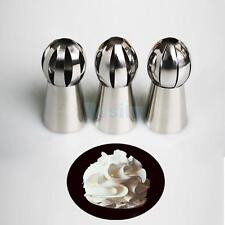 Russian Pastry Icing Piping Nozzle Decor Tip Pastry Cupcake Cookies Baking Tool