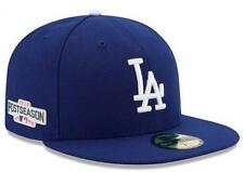 Official 2016 MLB Post Season Los Angeles Dodgers New Era 59FIFTY Fitted Hat