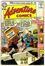 "Adventure Comics #241  VG  1957    ""strict grading"" and ""1 day shipping"""