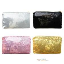 Fashion Glitter Sparkling Bling Clutch Shiny Sequins Evening Party Bag Ha #F8s