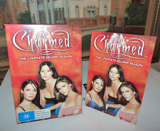 Charmed - The Complete Second Season R4 DVD Box Set (6-DVD)