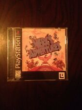 Herc's Adventures (Sony PlayStation 1, 1997) Complete