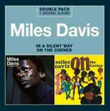 Miles Davis-In a Silent Way/On the Corner  CD NEW
