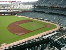 4/24 San Francisco GIANTS Los Angeles DODGERS ( 4 of 26 tix) SECOND ROW ATT Park