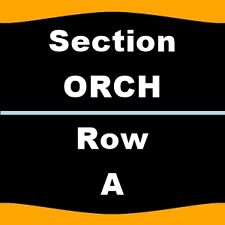 2 TIX Tedeschi Trucks Band 9/30 Beacon Theatre - New York Sect-ORCH
