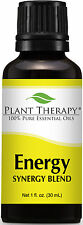 Energy Synergy Essential Oil Blend (Physical Energy) 100% Pure