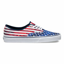 Vans Authentic Americana American Flag/Stars and Stripes!