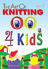 The Art of Knitting 4 Kids (Leisure Arts #4406) by Ryan Anderson, Dr. Elizabeth