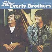 The Very Best of the Everly Brothers by The Everly Brothers (CD, 1988, Warner Br