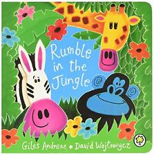 Rumble in the Jungle: Board Book