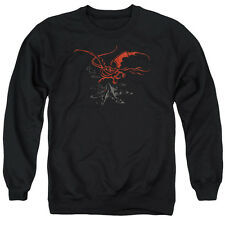 The Hobbit Smaug Mens Crewneck Sweatshirt