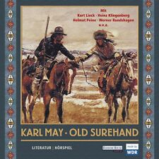 HÖRBUCH-DOWNLOAD MP3 • Karl May: Old Surehand