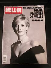 Hello! Magazine - Number 474 - September 6, 1997 - Diana, Princess Of Wales