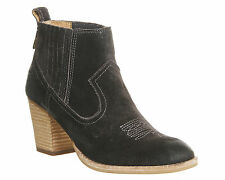 Womens Dolce Vita Jones Boots ANTHRACITE GREY SUEDE Boots