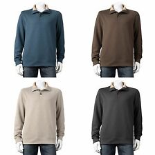 Arrow Fleece Pullover Mens Big & Tall Sizes Classic Fit Sherpa Lined Sweatshirt