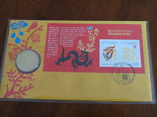 2012 Year of the Dragon Lunar PNC
