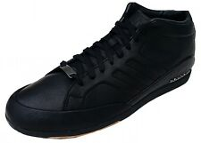 Adidas Mens PORSCHE 356 MID BOOT Trainer M20524 Black LEATHER UK 6-9 New