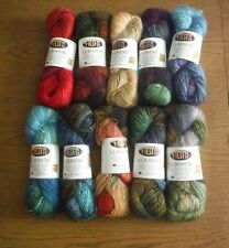 One Skein of Fiesta La Boheme Yarn **in the Color of Your Choice**