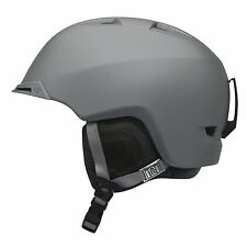 Giro Chapter Snow Helmet, Matte Pewter SM, MD, LG - New in Box!