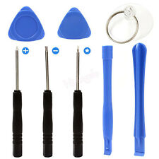 5Sets 8 in 1 Repair Opening Screwdriver Pry Tool Kit for iPhone and Mobile Phone