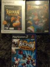 playstation 2 rayman Bundle ps2