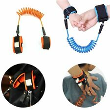 Kid Child Anti Lost Band Baby Safety Harness Anti Lost Strap Wrist Leash Walking