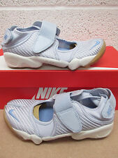 nike womens air rift trainers 315766 403 sneakers shoes