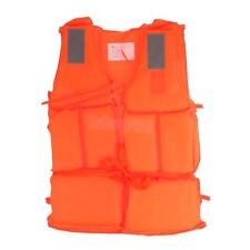 Kids Adults Water Sports Life Jackets Outdoor Drifting Floating Vest S/M/L/XL