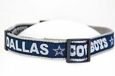 Dallas Cowboys Dog Collar NFL Football Officially Licensed Pet Product