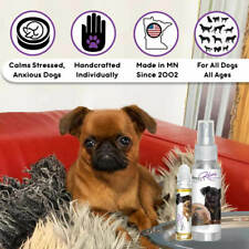 THE BLISSFUL DOG BRUSSELS GRIFFON RELAX DOG AROMATHERAPY FOR ANXIETY STRESS FEAR