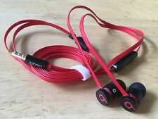 Beats by Dr. Dre urBeats In-Ear only Headphones with control talk - Black