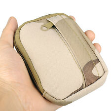 Mini Military Waist Pack Molle Army Coin Purses Utility Outdoor Sports Pouch Bag