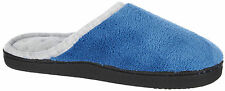 Isotoner Womens Microterry Chukka Clog Slippers