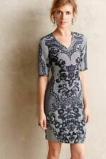 Anthropologie Sketched Lace Dress by Yoana Baraschi NWT 4, 6