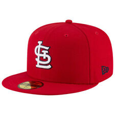 St. Louis Cardinals New Era Team Superb 59FIFTY Fitted Hat - Red - MLB
