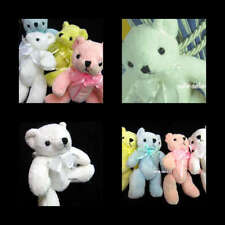 2 Teddy tiebacks Doubles as Childs Nursery toy Detachable curtain tie backs ties