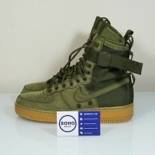 Nike SF AF1 Special Field Boot Air Force Urban Utility Olive 859202-339 Sz 12 13