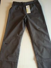 NWT Women's Under Armour UA Craze Woven Warm-Up Pants