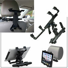 Universal Car Headrest Back Seat Mount Holder for 5.8-10.1 inch Tablet iPad GPS