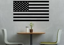 Large United States US Flag Vehicle or Wall Vinyl Graphic Decal Sticker