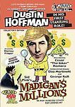 Madigan's Millions Collector's Ed DVD NEW Dustin Hoffman's 1st starring role