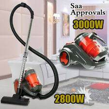 Bagless Multi Vacuum Cleaner Cyclone Cyclonic Filtration System Floor Brush Wash