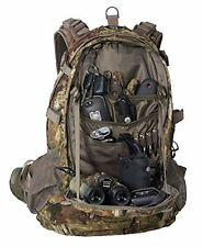 Hunting Backpack Camping Bow Archery Rifle Camo Tactical Hiking Gear Bag ALPS