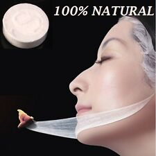 Natural Compressed Face Cotton Mask Sheet DIY Facial Mask Spa Skin Care