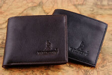 Men's Business PU Leather Wallet Credit/ID Cards Holder Clutch Bifold Purse New
