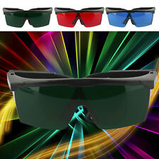 Laser Safety Goggles Green/Blue/Red Eye Protection Glasses Storage Box