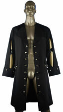 Pirates of the Caribbean Hector Barbossa Coat Jacket Comic-con Cosplay Costume